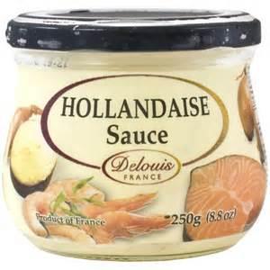holandaise sauce