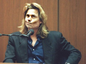 "Brian ""Kato"" Kaelin testimfies 22 March in the O."