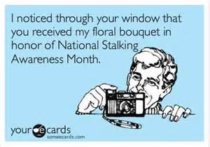 stalking awareness